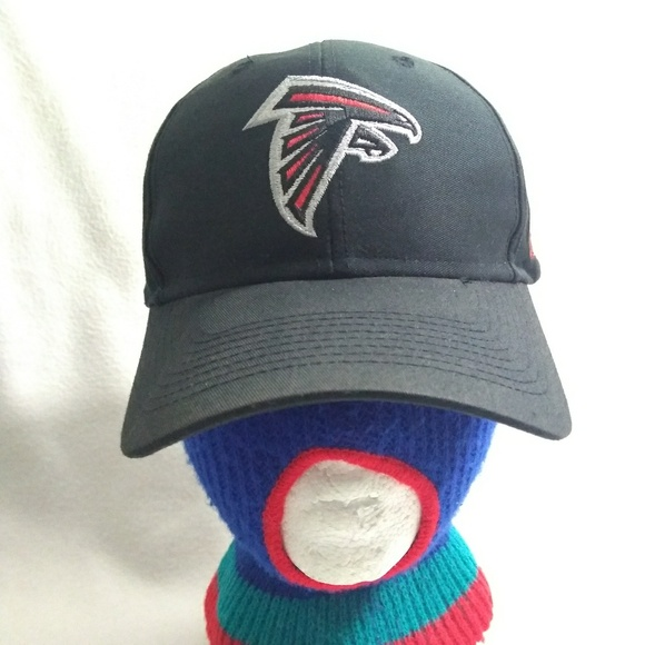 2e6bfd70 Reebok Accessories | Atlanta Falcons Strapback Dad Hat | Poshmark